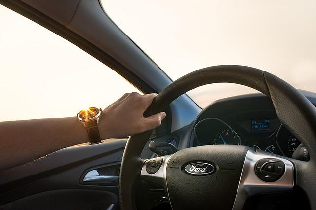 volant-voiture